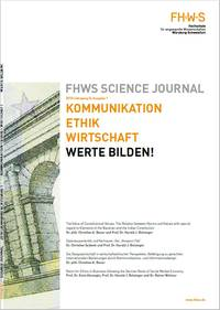 FHWS Science Journal