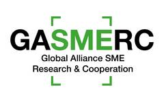 Logo of GASMERC - Global Alliance SME Research & Cooperation